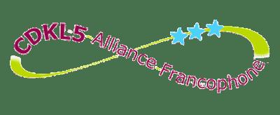 cdkl5 alliance francophone